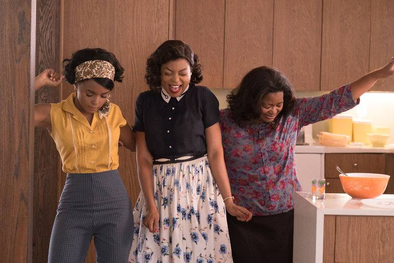 The importance of the Movie Hidden Figures