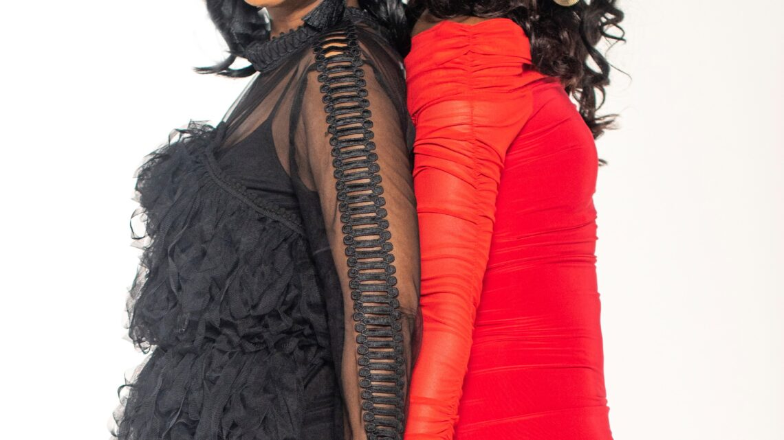 The Mother Daughter Duo Coffey and Xandria Caesar